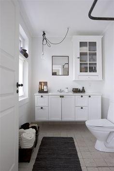 25 Badeværelser - 1. Enkelt med nips