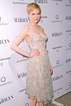 Michelle Williams at My Week with Marilyn New York premiere