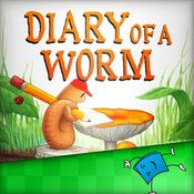 TumbleBooksToGo – Diary of a Worm iBook - $1.99 App for Literacy - Guided Reading