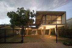 Galeria - Flutuando no espaço / W design architecture studio - 1