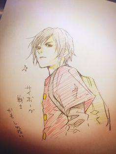 """TV Anime """"boys Chia! ︎ """"il est ce soir bientôt Episode 3 diffusé. Yoroshu à ✧"""