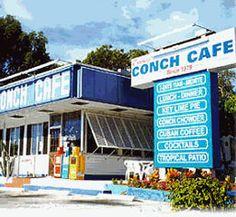 The Cracked Conch Cafe Marathon Key, Florida Marathon Florida Keys, Marathon Key, Key West Florida, Miami Florida, Cracked Conch, Cafe Local, Key Colony Beach, Fl Keys, Florida Holiday