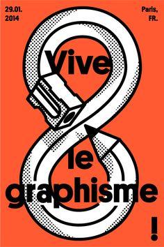 Vive le graphisme on Behance