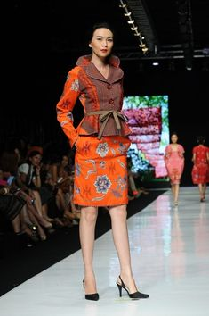 Jakarta Fashion Week: Day 3 - Pictures - Zimbio