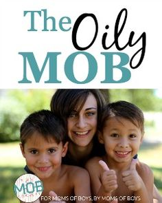 The Oily MOB is a private Facebook group for friends of The MOB Society interested in learning more about using Essential Oils in their homes, and becoming a part of the awesome MOB Society Essential Oils team! (If you're already a doTERRA IPC with another team,  or work with another oil company, this is not the group for you). Click over to read more about it!