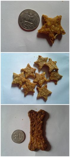 Pumpkin, Carrot, Oats, #Peanutbutter and whole wheat #treats for your #Dog or #Puppy Available in a variety of shapes and sizes, #healthy #homemade #gourmet #dog #treats.