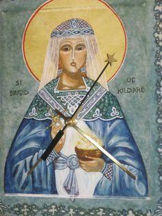 Saint Brigid of Ireland | February: St Brigid thumbnail