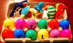 chickens aren't the only ones, egg activities