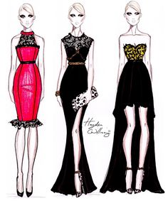 Hayden Williams Pre-Fall 2012 collection pt4