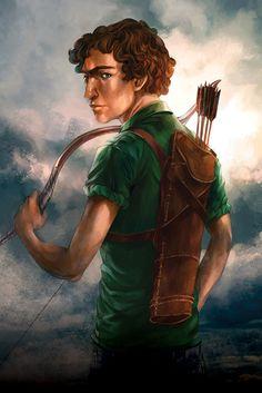 Characters | Rick Riordan