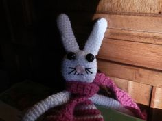 """marque page """"lapin"""""""