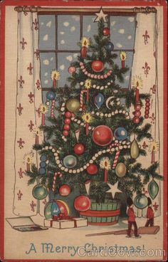 A Merry Christmas Series 739 A