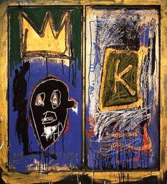 Jean Michel Basquiat.  Art Experience NYC  www.artexperiencenyc.com/social_login/?utm_source=pinterest_medium=pins_content=pinterest_pins_campaign=pinterest_initial