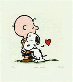 snoopy hugs :)