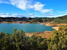 Arade Dam (Barragem do Arade), Algarve Mountain Range, Algarve, Day Tours, Old Town, Things To Do, Places To Visit, Coast, River, Explore