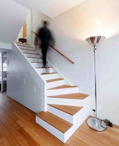 Studio Bazi Create Modern Functional Space from Tiny Apartment - InteriorZine