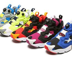 Reebok Insta Pump Fury OG Collection   20th Anniversary | Preview