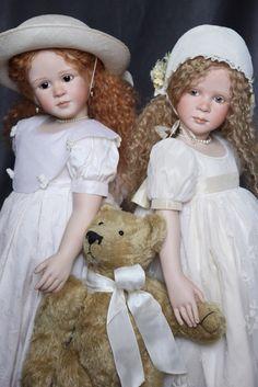 Ruth Treffeisen dolls porcelain