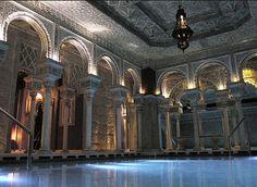 BAÑOS ÁRABES DE BENALMÁDENA Y HOTEL PALACE COSTA DEL SOL, Masajes.   Between Malaga and marbella