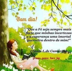 Que a Fé seja sempre! Good Afternoon, Good Morning, Zen, Anime Art, Prayers, Faith, Humor, Gallery, Message Of Hope