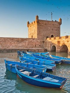 Game of Thrones: Essaouira Harbour – Astapor, Morocco. Photo by Mark Fischer