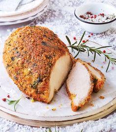 Pollo crujiente. Una suculenta receta para consentir a tus invitados esta Navidad.