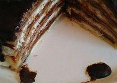 Palacsinta torta recept foto Pancakes, Pie, Breakfast, Food, Torte, Morning Coffee, Cake, Fruit Cakes, Essen