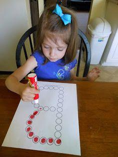 Mrs. Bray's Little Bulldogs: First Day of Preschool Bootcamp!