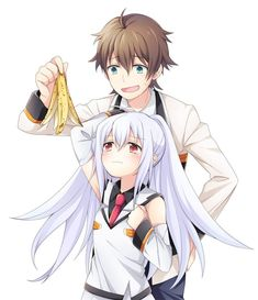Another feels anime...    Anime = Plastic Memories