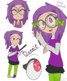 Bonnie en genderbend