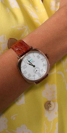 Vintage men's style watch
