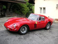 Ferrari 250 GTO - My list of the best classic cars Ferrari 250 Gto, Ferrari Car, Ferrari Racing, Ferrari Laferrari, Lamborghini, Bugatti, Maserati, Peugeot, Porsche