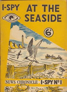 At the Seaside - I-Spy Books   Great fun for Sixpence.