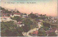 O Rio de Janeiro de Antigamente: BAIRROS