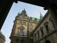 https://flic.kr/p/jQxxBD | Hamburg Rathaus