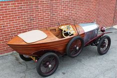 Hemmings Find of the Day – 1925 Amilcar CGS3 skiff | Hemmings Daily