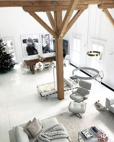 Un loft au style nordique - PLANETE DECO a homes world