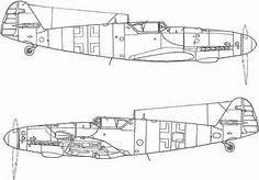 (For Aero Modelers) Messerschmitt Bf 109 G14 AS details (in english and japanese) 32