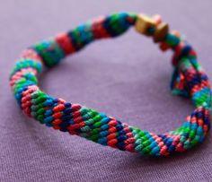 19 - Votre bracelet est terminé