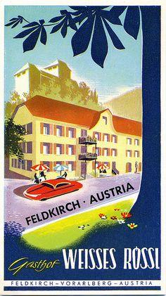 Weißes Rössl, Feldkirch