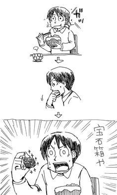 Kyoto Animation, Nichijou, Ordinary Lives, Emoji, Manga, Comics, Twitter, Memes, Drawings