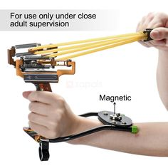 Stainless Powerful Slingshot, Outdoor Sport Hunting Catapult, Pro Outdoor Game Hunting