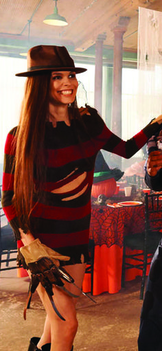9 Best Freddy Krueger Costume Images Costume Ideas Halloween