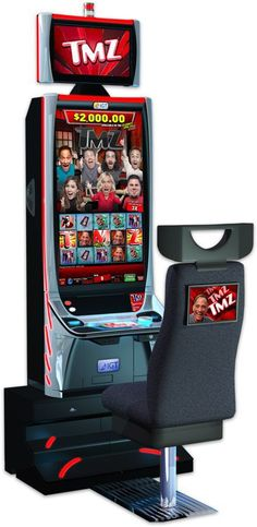 "Thanks to what's being billed as ""photo booth"" technology, you can become a ""star"" of the TV show TMZ right on the casino floor. TMZ — the ""Thirty Mile Zone"" around Hollywood — is now a slot machine."