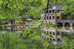 Lake Susan at Montreat Conference Center - Montreat, NC