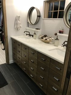 Master Suite Addition, Double Vanity, Bathroom, Design, Washroom, Bathrooms, Bath, Double Sink Vanity
