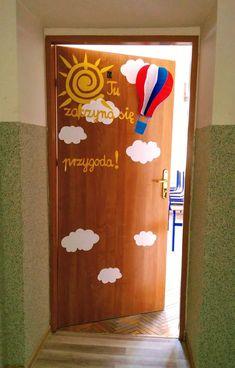 Drzwi sali
