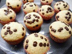 Muffin al cocco sofficissimi