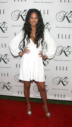 Kimora Lee KLS Collection | of Baby Phat Kimora Lee Simmons arrives at her debut KLS Collection ...