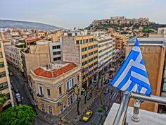 Athens survival guide